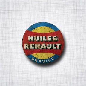 Huiles Renault Service