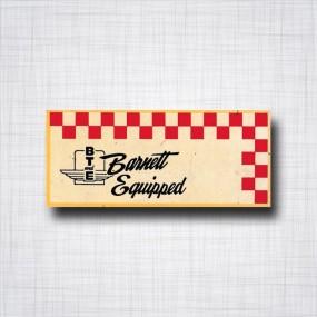 Barnett Equipped