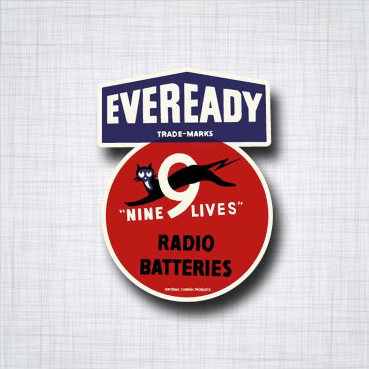 Nine Lives Radio Batteries