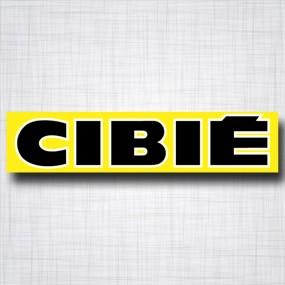 Sticker CIBIÉ