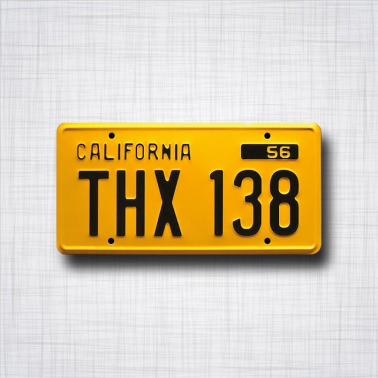 John Milner THX 138