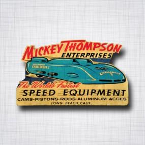 Mickey Thompson The World Fastest