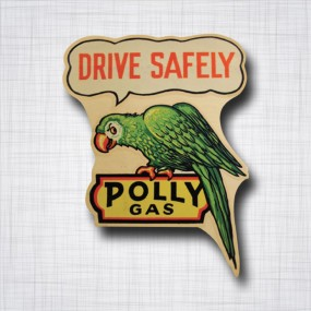 Polly Gas, Drive Safely