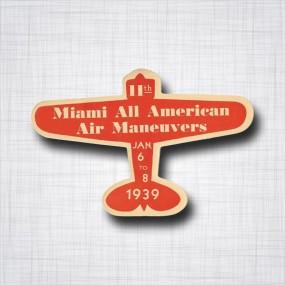 Avion Miami 1939