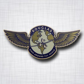 Douglas Aircraft Company First Around The World