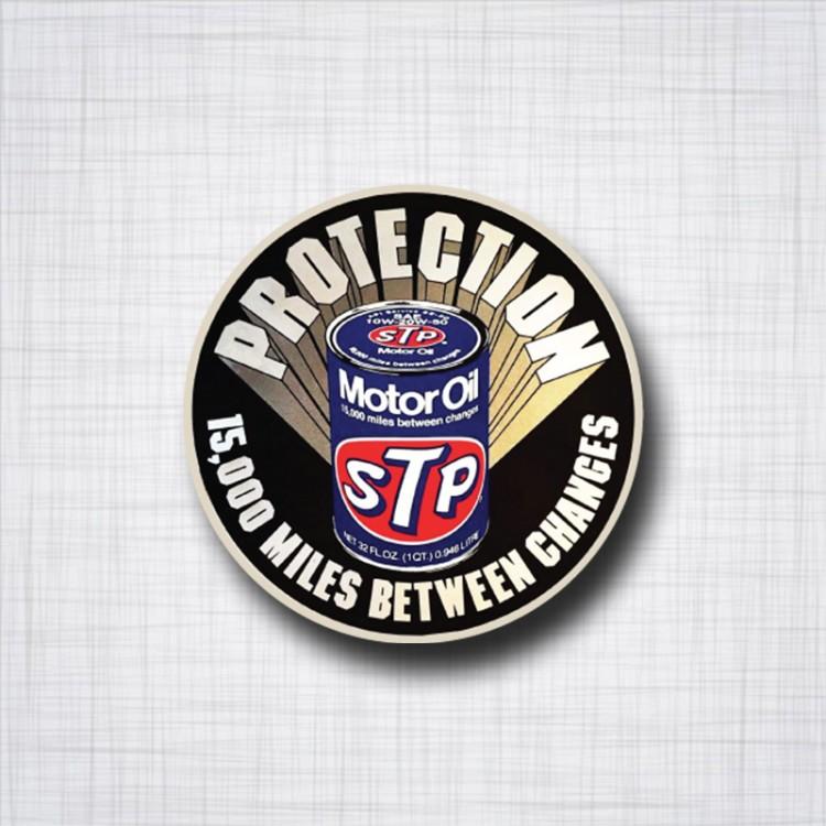 STP Motor Oil Protection