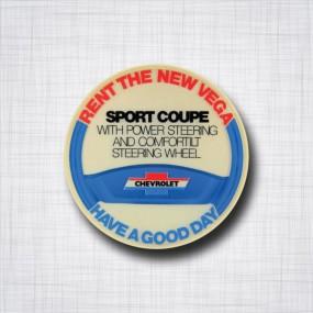 CHEVROLET Vega Sport Coupe