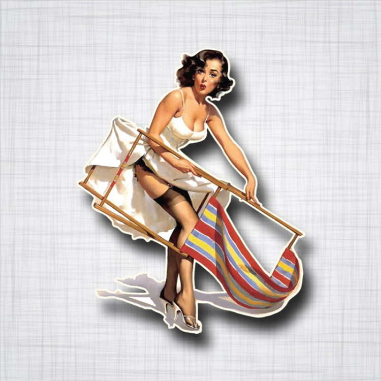 Pin-up Chaise Longue