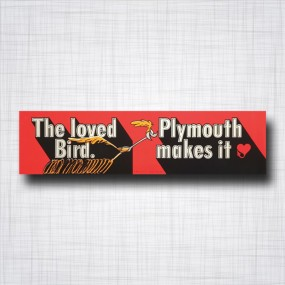 Plymouth Makes It