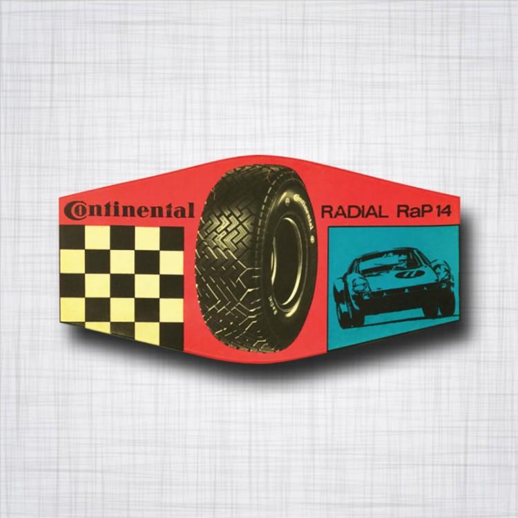 Pneus Continental Radial