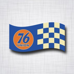 drapeau Union 76 Gasoline