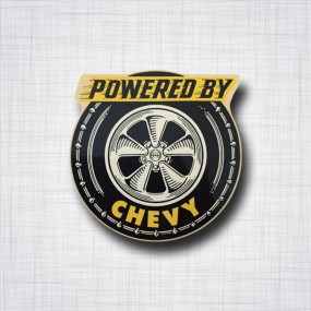 Powered By Chevy