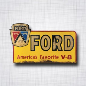 FORD America's Favorite V8
