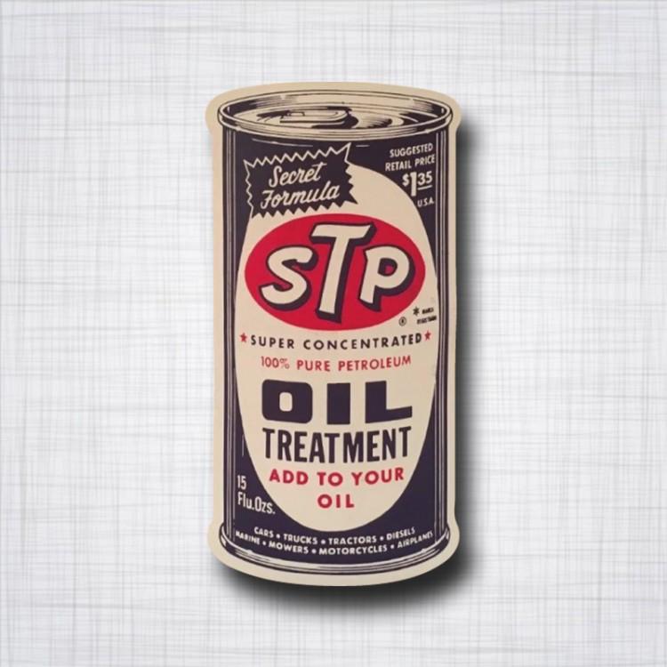 STP Oil Treatment Boite