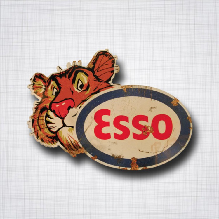 ESSO Tigre rouille