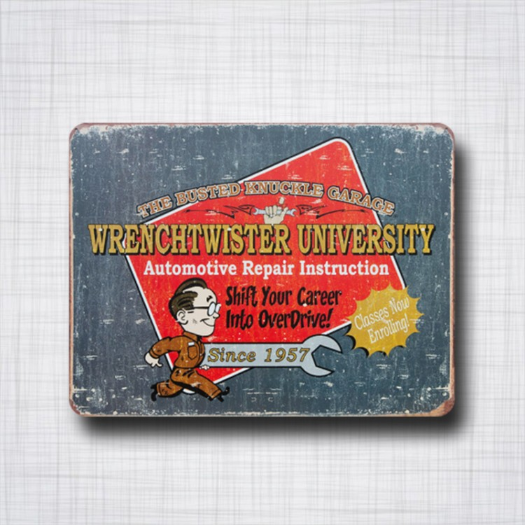 Wrenchtwister University
