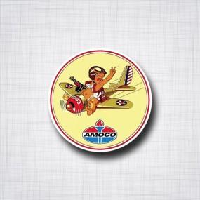 Amoco aviation