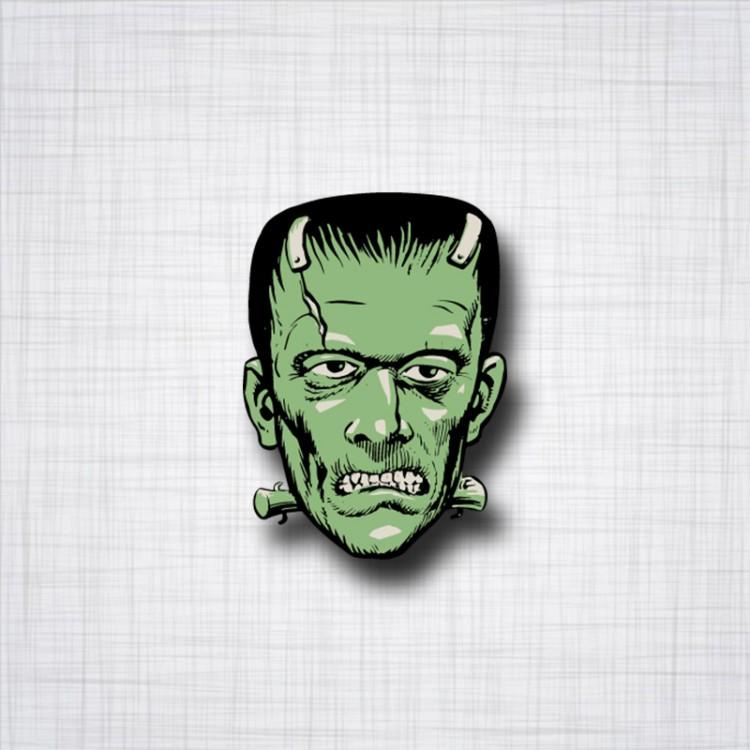 Sticker Frankenstein