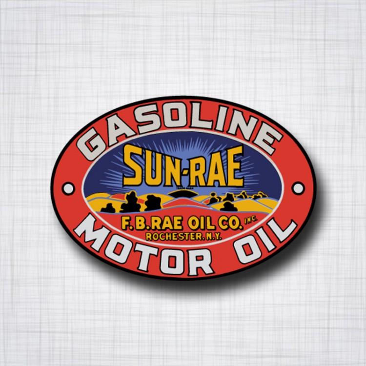 Sun-Ray Gasoline