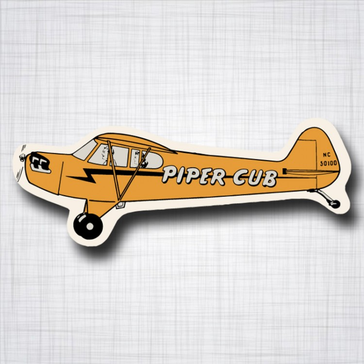 Avion Piper Cub