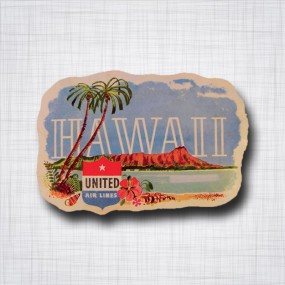 Hawaii United Airlines