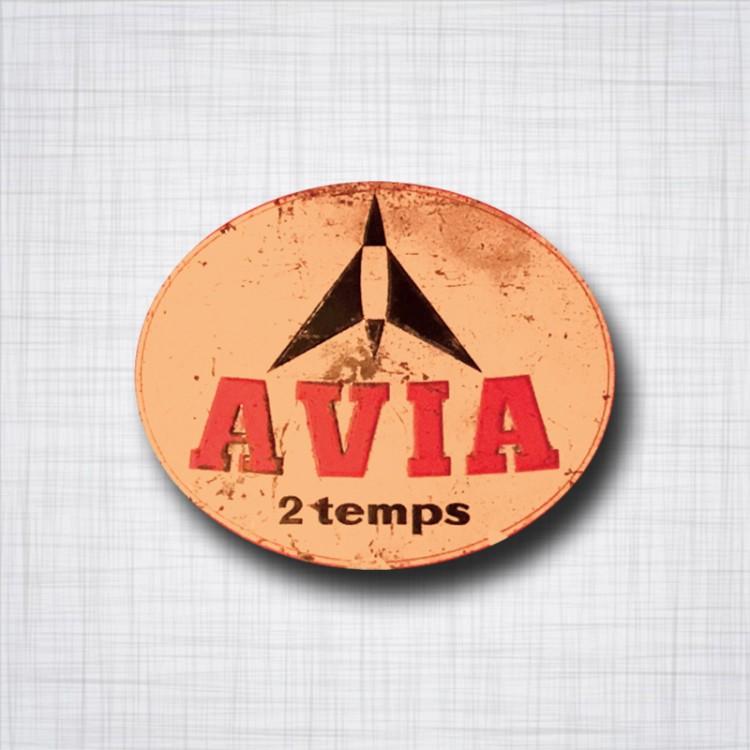 AVIA 2 Temps