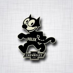 Felix le chat Chevrolet