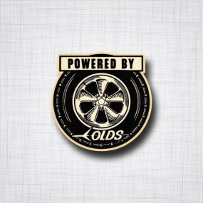 Powered By Olds