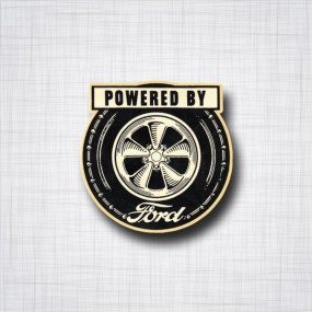 Powered by Ford