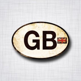 GB Great Britain