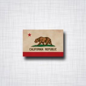 drapeau California Republic