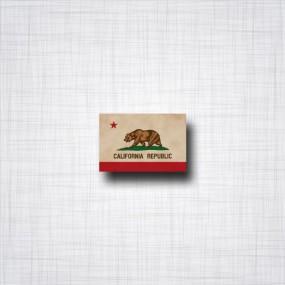 drapeau California Republic petit
