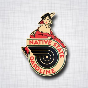 Pin-up Native State Gasoline