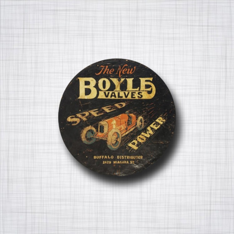 Boyle Valves