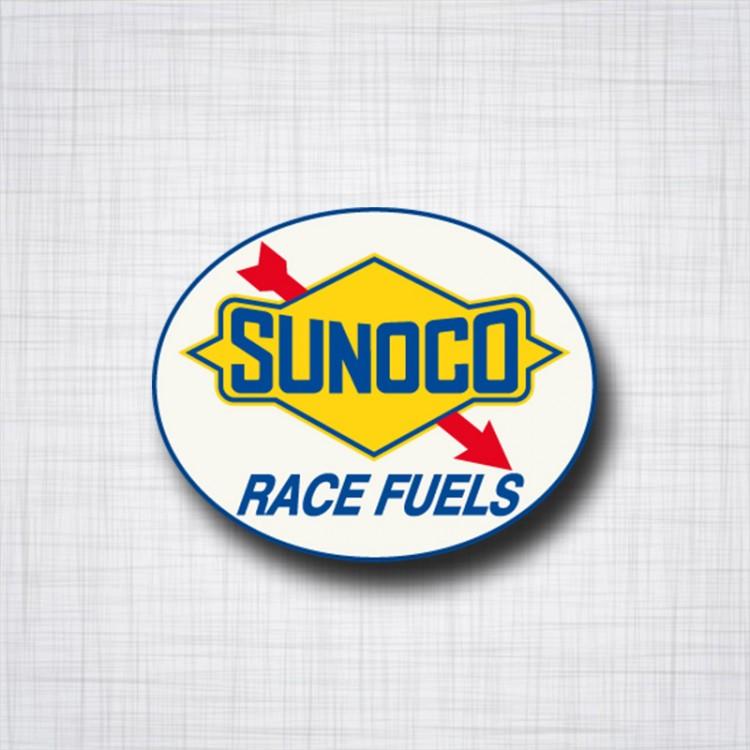Sticker Sunoco Race Fuels