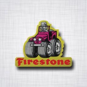 Firestone Jeep