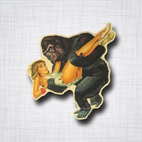 Pin-Up Gorille