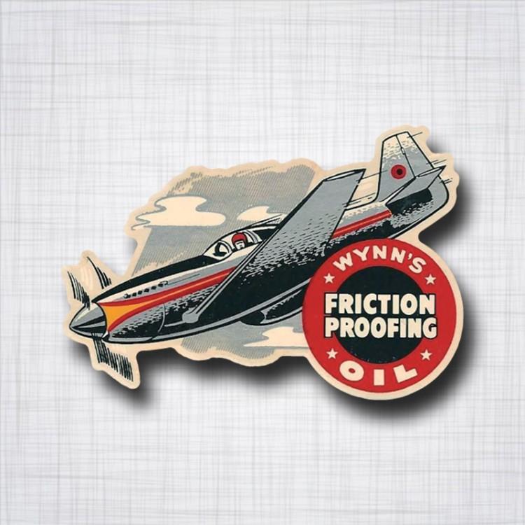 Wynn's Oil Avion