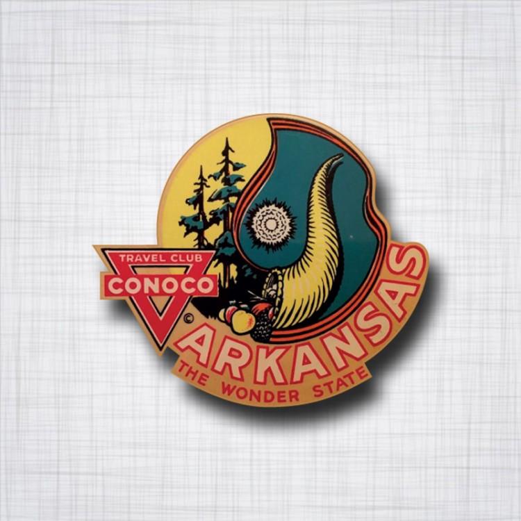 Arkansas Conoco Travel Club