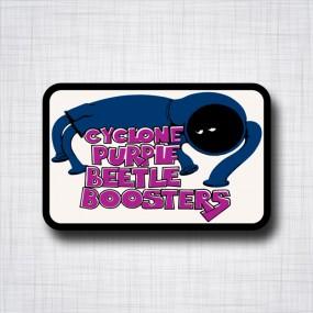 Cyclone Purple Beetle Boosters