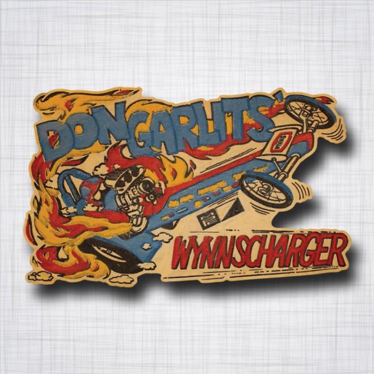 Don Garlits Wynnscharger