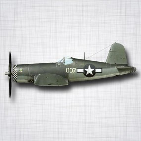 Avion F4U Corsair