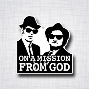 Blues Brothers, On a Mission from God