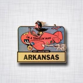 Arkansas I'm A Travellin' Man