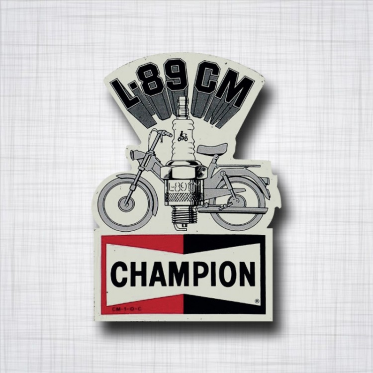 Bougie CHAMPION L-89 CM