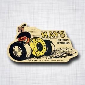 Hays Clutches Flywheels