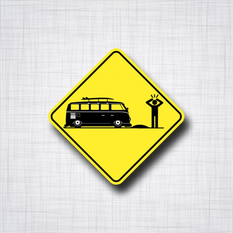 VW Bus Too Low