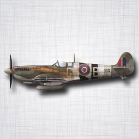Avion Supermarine Spitfire