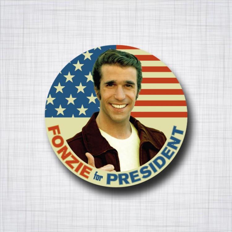 Fonzie For President