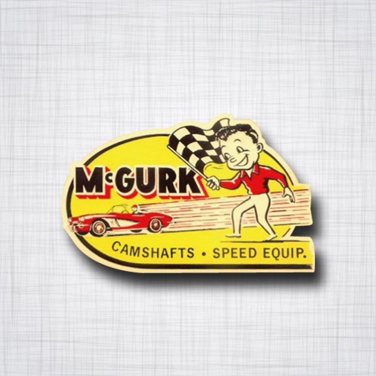 Mac GURK CAMSHAFTS